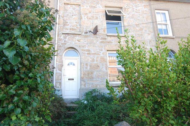 Terraced house for sale in Bellevue Terrace, Penzance