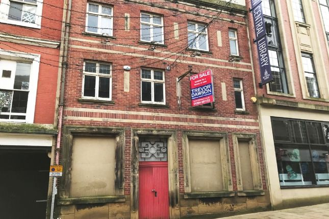Thumbnail Leisure/hospitality for sale in Town Hall Street, Blackburn