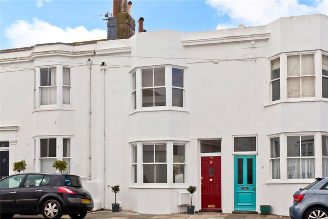 Thumbnail Terraced house for sale in West Hill Place, Brighton, East Sussex