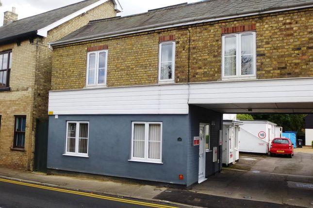 Thumbnail Flat to rent in High Street, Ramsey, Huntingdon