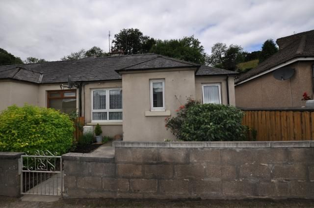Thumbnail Semi-detached house for sale in 77 High Street, Rothes