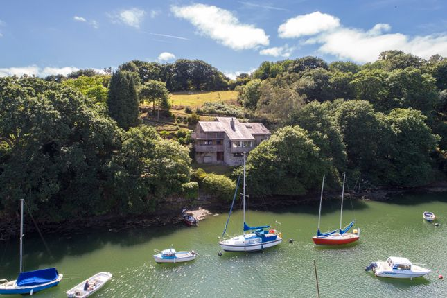 Thumbnail Detached house for sale in Port Navas, Falmouth