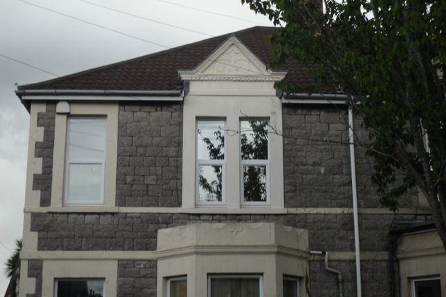 Thumbnail Flat to rent in Milton Avenue, Weston Super Mare