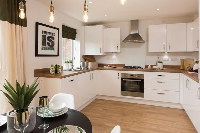 "Thumbnail Semi-detached house for sale in ""Archford"" at Station Road, Chelford, Macclesfield"