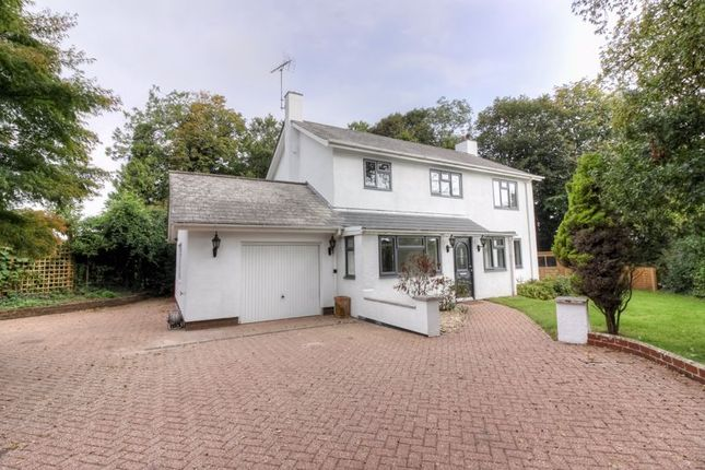 Thumbnail Detached house for sale in Manor Gardens, Exbourne, Okehampton