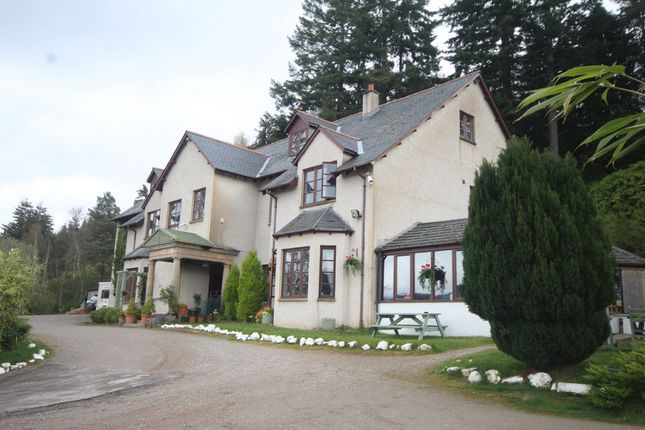 Thumbnail Hotel/guest house for sale in Craigdarroch Inn, Loch-Ness, Inverness-Shire