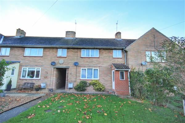 Thumbnail 3 bed terraced house for sale in Broadway, Glemsford, Sudbury