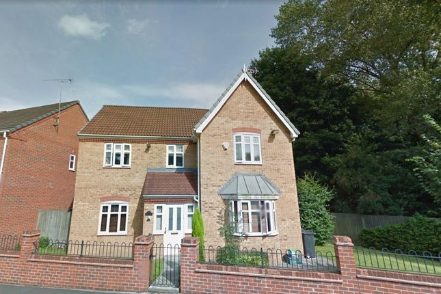 Thumbnail Detached house for sale in Roch Bank, Blackley, Manchester