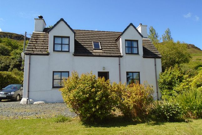 Thumbnail Detached house for sale in Braes, Poolewe, Achnasheen