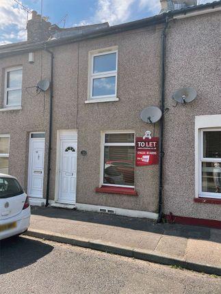 Thumbnail Terraced house to rent in York Road, Northfleet, Gravesend