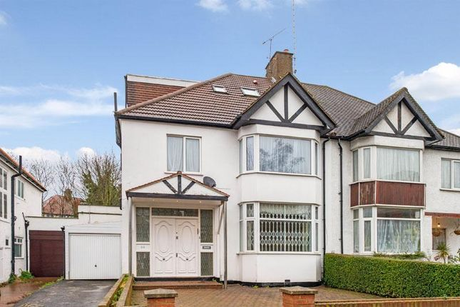 Thumbnail Detached house to rent in Dunstan Road, Golders Green