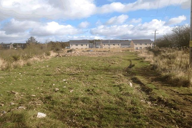 Thumbnail Land for sale in Station Road, Hatton, Aberdeenshire AB420Hz