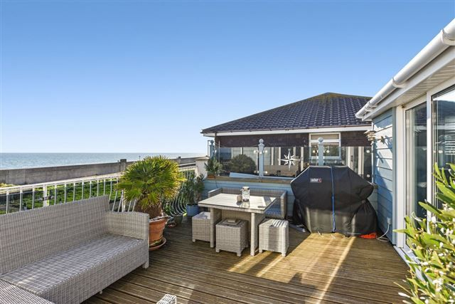 Thumbnail Detached house for sale in East Beach Road, Selsey, Chichester