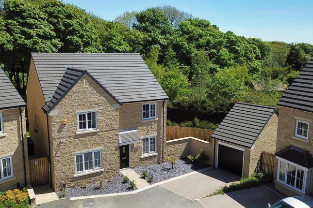 Thumbnail Detached house for sale in Harrowins Farm Drive, Queensbury, Bradford