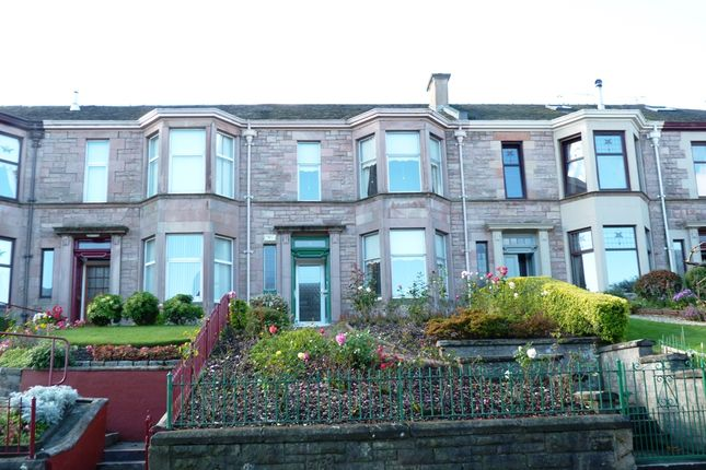 Thumbnail Terraced house for sale in Lilybank Road, Port Glasgow