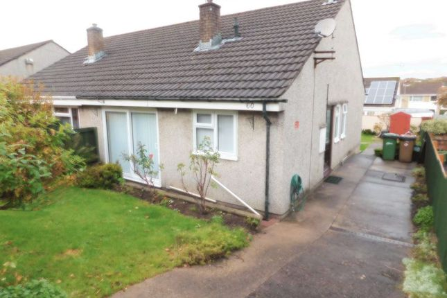 Thumbnail Bungalow to rent in St. Annes Gardens, Maesycwmmer, Hengoed