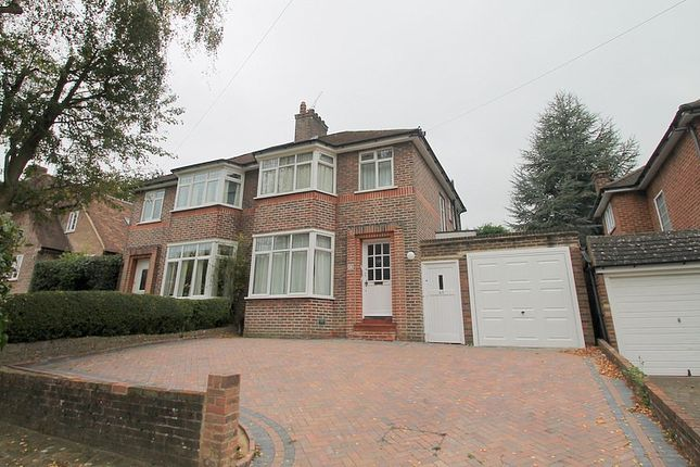 Thumbnail Property to rent in Lower Barn Road, Purley