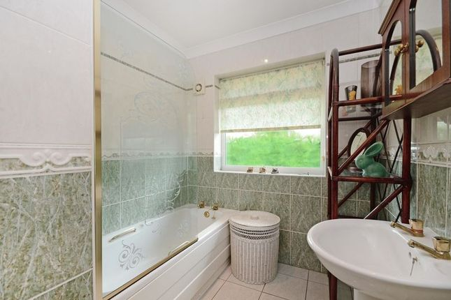 Tiled Bathroom of Knowle Croft, Ecclesall, Sheffield S11