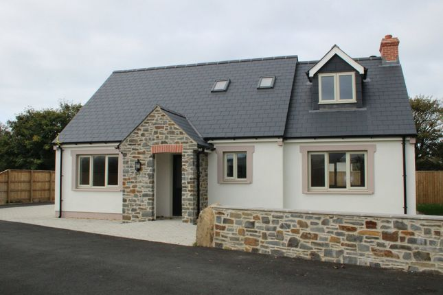 Thumbnail Detached house for sale in Anchor Drive, St. Davids, Haverfordwest