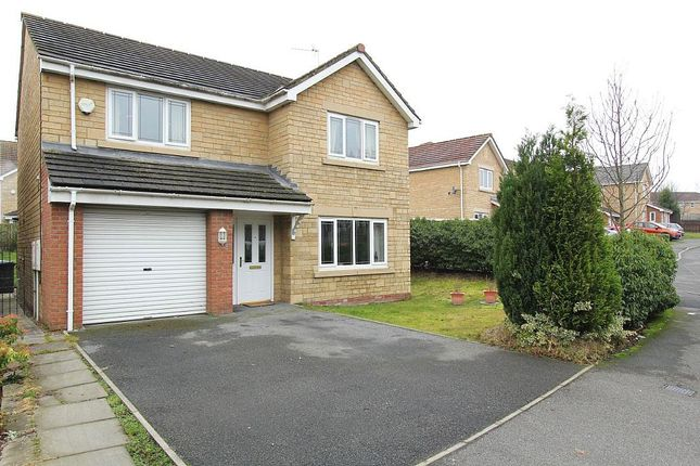 Thumbnail Detached house for sale in Newton Grange, Toronto, Bishop Auckland, Durham