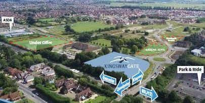 Thumbnail Commercial property to let in Kingsway Gate, Kingsway Business Park, Gloucester