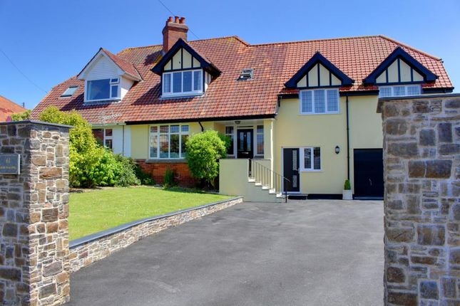 Thumbnail Semi-detached house for sale in Old Torrington Road, Barnstaple