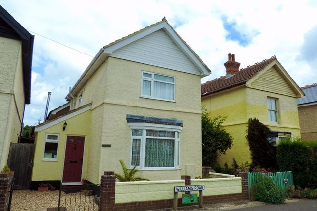 Thumbnail Detached house for sale in Williams Road, Bosham