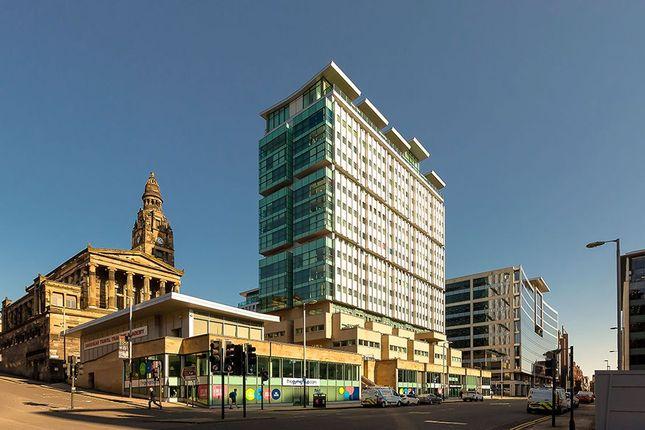 2 bed flat for sale in 160, Bothwell Street, Pinnacle Building, Flat 8-2, Glasgow G27El G2
