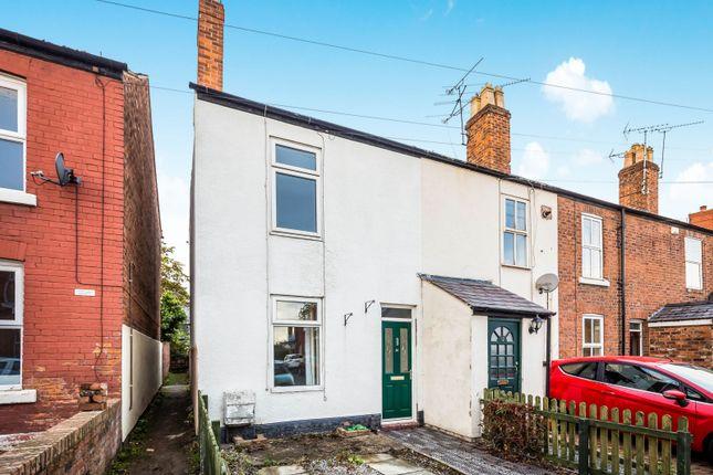 2 bed semi-detached house to rent in Bradford Street, Handbridge, Chester CH4