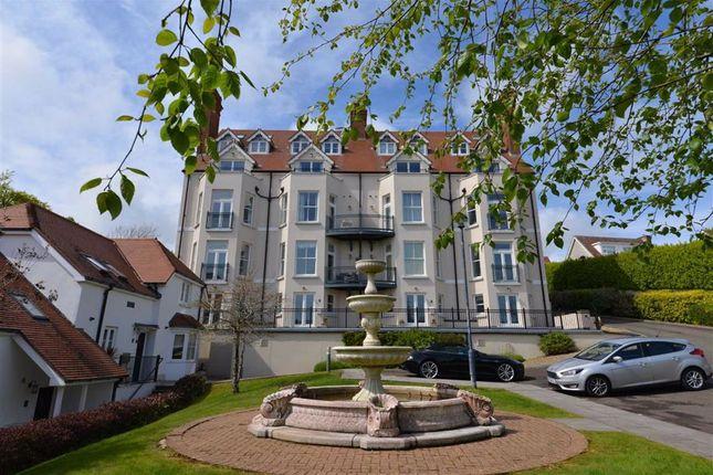 2 bed flat for sale in 6, Bryn Y Mor, Tenby, Dyfed SA70