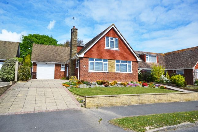 Thumbnail Detached bungalow for sale in Cowdray Park Road, Bexhill-On-Sea