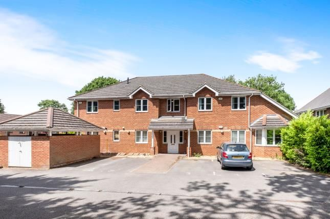 Thumbnail Flat for sale in Camberley, Surrey, .
