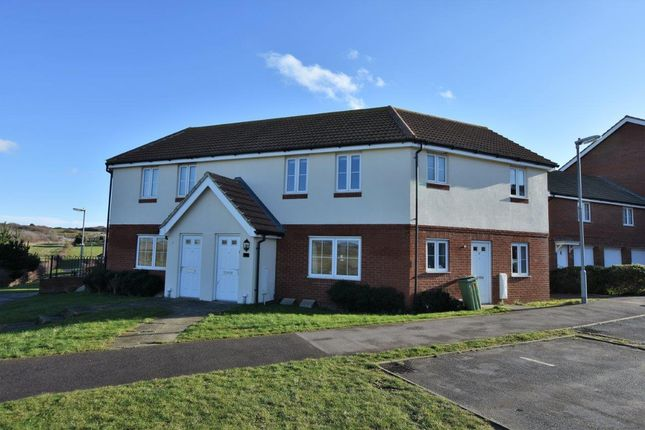 Thumbnail Flat to rent in Westview Close, Peacehaven