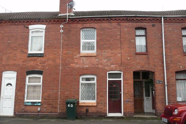 2 bed terraced house to rent in Leicester Causeway, Foleshill, Coventry