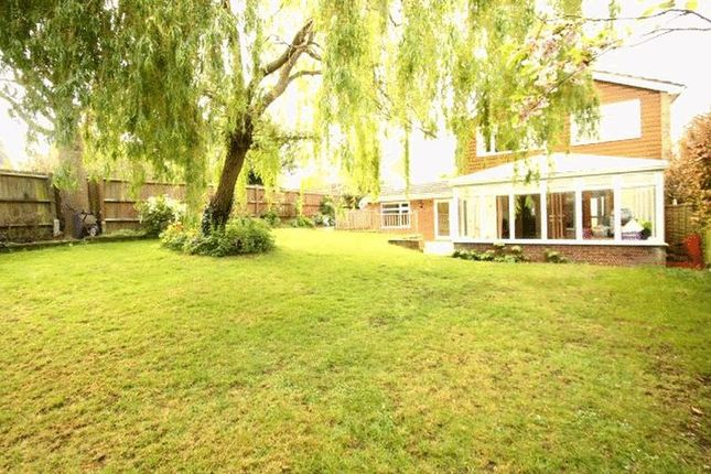 Thumbnail Detached house to rent in Delmar Avenue, Hemel Hempstead