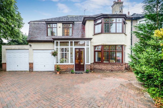 Thumbnail Semi-detached house for sale in Beauclair Drive, Wavertree, Liverpool