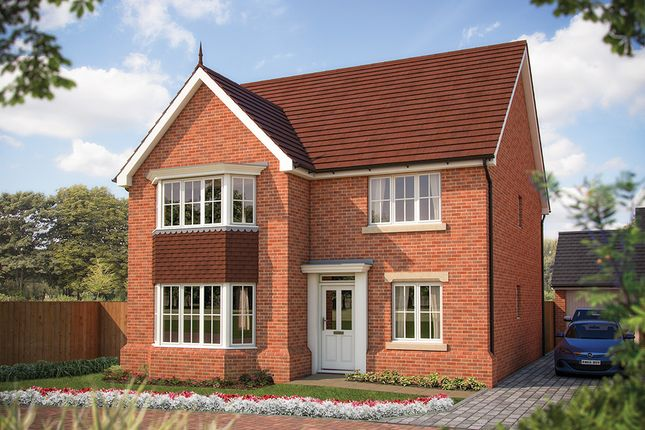 "Thumbnail Detached house for sale in ""The Dorchester"" at Ribbans Park Road, Ipswich"