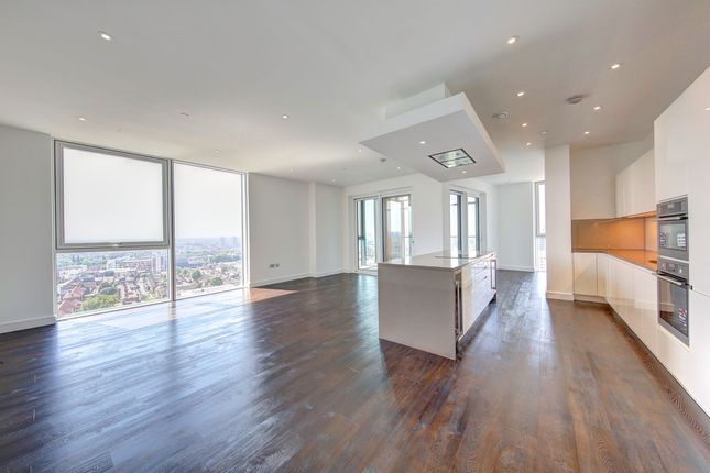 Thumbnail Flat for sale in Pinto Penthouse, Nine Elms, Wandsworth Road