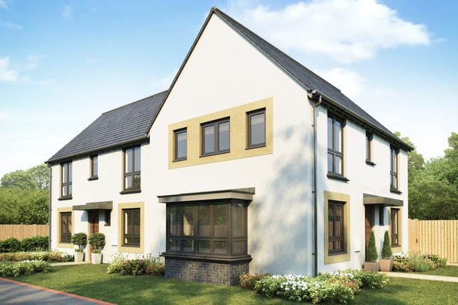 Thumbnail Semi-detached house for sale in Plot 2002 - The Moreton V2, Off Bristol Road, Frenchay, Bristol