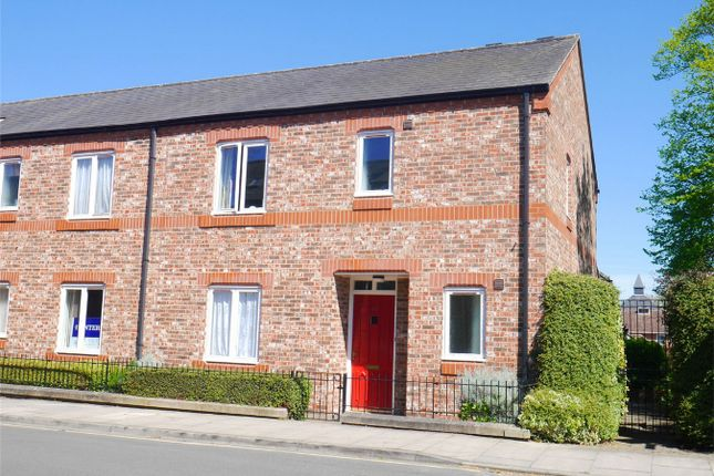 Thumbnail Flat for sale in Bishophill Senior, Bishophill, York