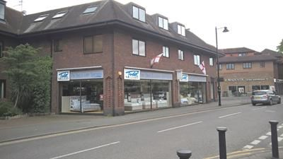 Thumbnail Retail premises to let in 26-28 Anyards Road, Cobham, Surrey