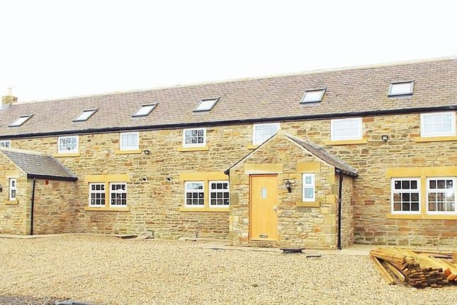 Thumbnail Cottage to rent in East Holywell, Newcastle Upon Tyne