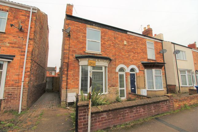 Semi-detached house for sale in Forster Street, Gainsborough