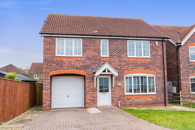 Thumbnail Detached house for sale in Whitefriars Close, Lincoln