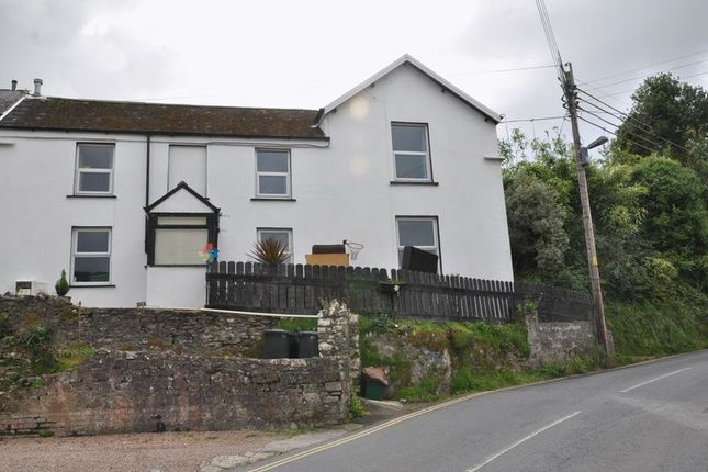 Thumbnail 4 bed terraced house to rent in Quinton Cottage, Church Street, Combe Martin