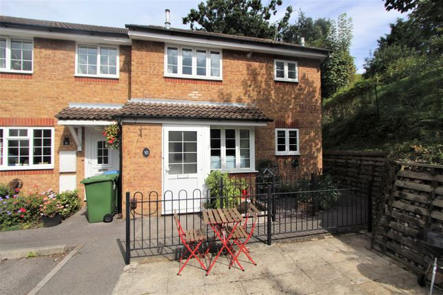 Thumbnail End terrace house for sale in Squirrel Drive, Southampton