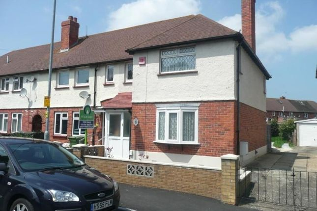 Thumbnail Property to rent in Moorings Way, Southsea