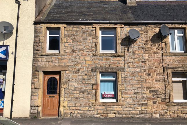 3 bed terraced house for sale in High Street, Invergordon IV18