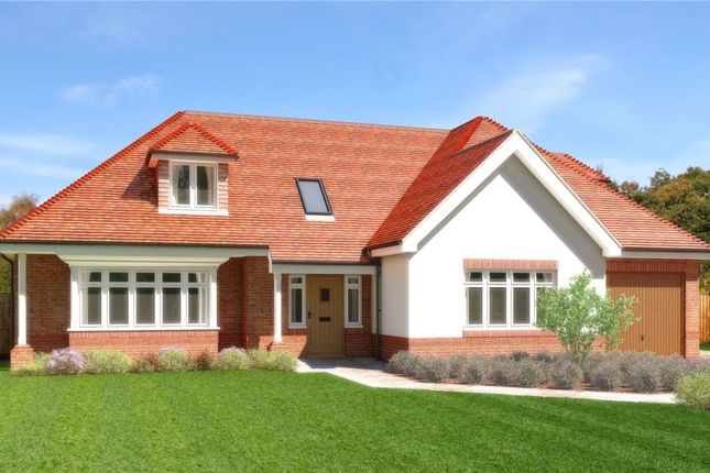 Thumbnail Detached house for sale in West Park Road, Copthorne, Crawley