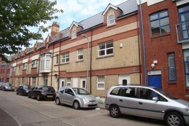 Thumbnail Flat for sale in Hunter Street, Cardiff